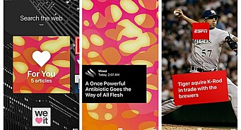 Opera Coast lanserer nyheter i «snapchat-format»