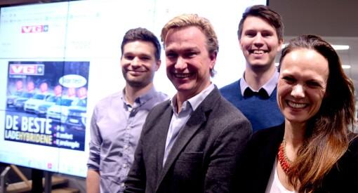 I dag feirer VG+ fem år med 70.000 abonnenter: Har passert både BT og Dagbladet
