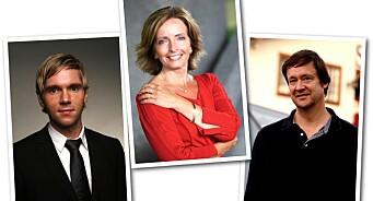 Jens Christian, John Christian og Hanne Kristin skal løse krimgåter på TV 2