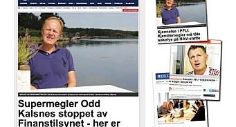 Odd Kalsnes klager Nettavisen til PFU for tredje gang i år. Mener han ikke fikk svare på anklager