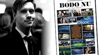 Omstridt investor krever 20 millioner kroner fra Bodø Nu, etter graving i fantasiprosjekt