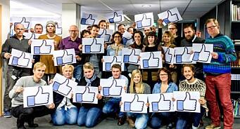 Den minste har blitt den største: Facebook-krig mellom Dagen og Vårt Land