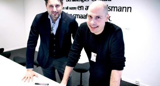 Anders Opdahl konstituert som direktør i Nordlys og regiondirektør for Amedia
