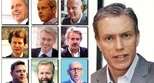 Hvem er Medie-Norges 50 mektigste? Her er vår 2015-liste