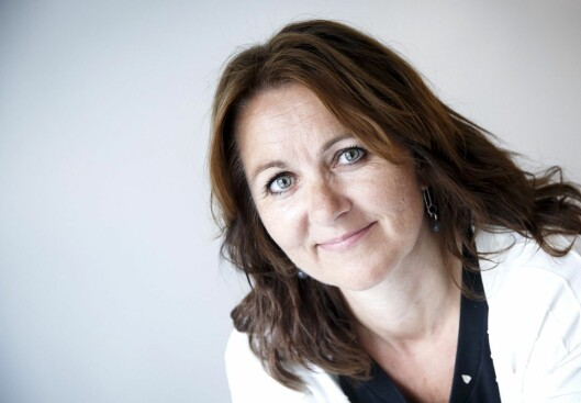 Reidun Kjelling Nybø, assisterende generalsekretær i Norsk Redaktørforening.