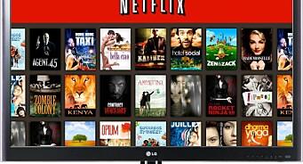 En ny undersøkelse viser at unge voksne liker Netflix best når de skal velge blant TV-tilbudene