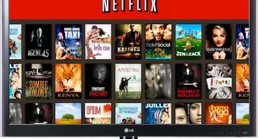Netflix med rekordvekst i antall abonnenter