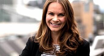 Cecilie Eriksrud fra MTG til VG: Blir salgsdirektør for bil og bank