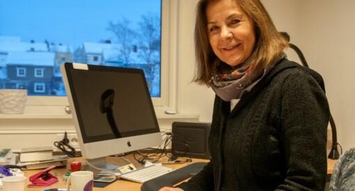 Erfaren medieleder til Kirkenes: Elisabeth Netland blir vikar-redaktør i Sør-Varanger Avis