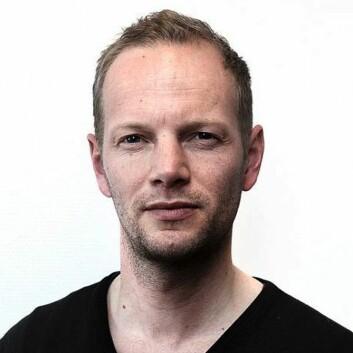 FREDRIK DREVON, journalist.