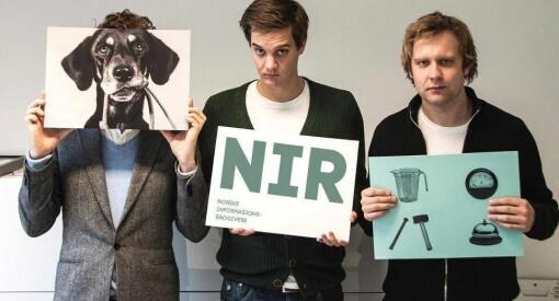 NIR: Hans Geelmuyden, sinte reklamebyråfolk og snorklippnytt