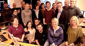 Hallingdølen, Hordaland og Sunnhordland går sammen om å kjøpe IT og utvikling fra Agderposten Medier