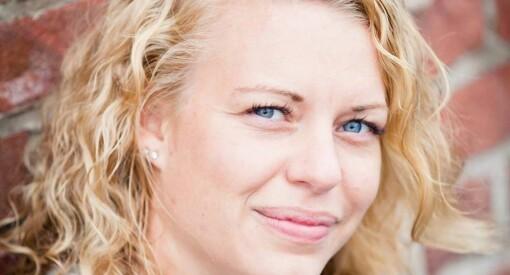 Janne Jensen Sundelius blir frontsjef på Amedias fellesdesk i Buskerud