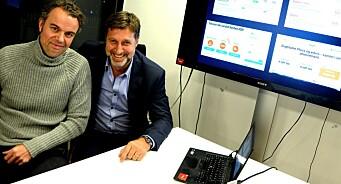 Vil skape nye inntekter - og gi leserne et valg: Bergensfirma utvikler mikrobetaling for enkeltsaker