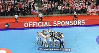 TV3 vil følge opp EM-suksessen: MTG skal sende håndballguttas OL-kvalik