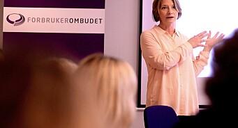 Fra forbrukerombud til finansnæringen: Gry Nergård til Finans Norge