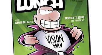 Tegneserie om kontorliv og endringsprosesser leverer på den viktigste KPI-en: Lunch øker lesertallet med 13 prosent