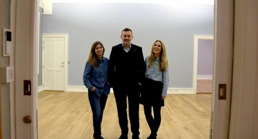 Lager fellesskap i First Houses første hus: For 2. gang vil Jan-Erik Larsen fylle Inkognitogata 1