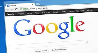 Google går fortsatt så det suser: 41,5 milliarder kroner i pluss for Alphabet andre kvartal