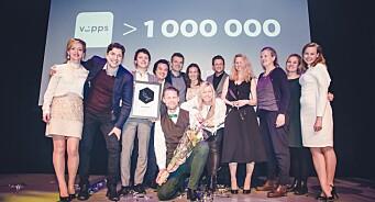Vipps-kampanje tok den gjeveste prisen i ANFO Effekt. Se alle vinnerne her