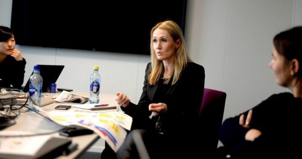 Kirsti Husby tar over som ansvarlig redaktør for Midt-Norges største og viktigste mediehus.