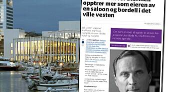 Avisa Nordland felt for manglende imøtegåelse på Strøksnes-kommentar
