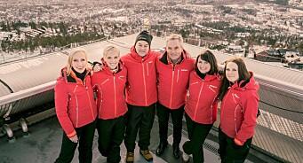 130 søkere vil bli sportsjournalist i NRK. Sjekk søkerlista her