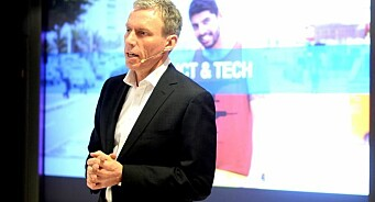 Schibsted-direktøren foreslår norsk alternativ til Facebook