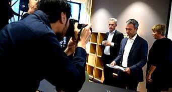 Sparebankstiftelsen DNB etablerer ny avis-stiftelse som kjøper 100 prosent av Amedia for 395 millioner