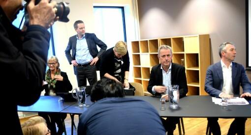 Nå gjør LO og Telenor et forsøk på å selge Nettavisen, Budstikka og NTB for å tjene mer på Amedia-salget