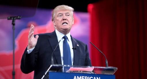 Hvis Donald Trump er gal, hva skal vi da si om velgerne hans? Ingenting. Vi skal intervjue dem