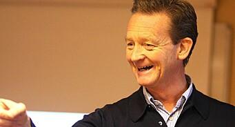 Hold fast, dette kan Hans smile for: Geelmuyden Kiese solgte for 167 millioner kroner i 2015
