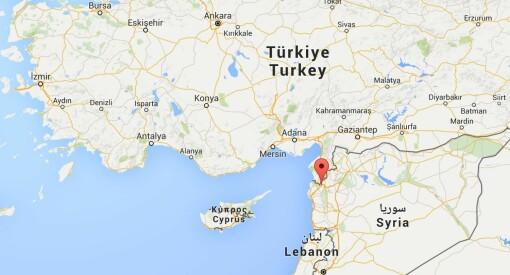 Fire journalister såret på grensa mellom Syria og Tyrkia på grunn av kraftig artilleri-ild