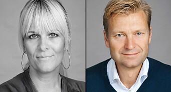 Kathrine Haldorsen blir sjef for hele Mastiff i Norge. Gustav Jansen forlater selskapet