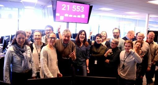 Drammens Tidende har tapt hver femte annonsekrone på ett år. Avisa leverer likevel et resultat på over 30 millioner