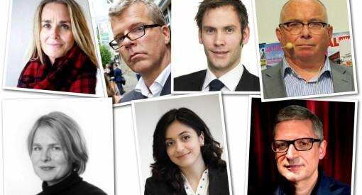TV fra #ORdebatt: Se sterke stemmer barke sammen om ytringsfrihet og religion