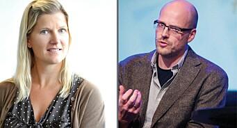 Victoria Schultz og Pål Nedregotten rykker opp et hakk i Amedia og blir konserndirektører