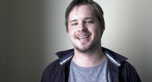 Fredrik Sand blir ny markedssjef i Klassekampen. Han har tro på videre vekst for avisa