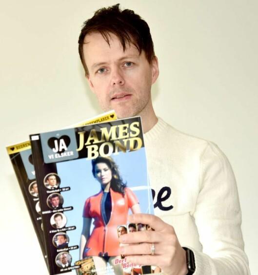 John Berge driver fra før Kinomagasinet, Videomagasinet, et nettsted om James Bond og nå også Kulturhusmagasinet.