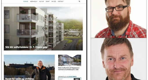 Tidligere journalister satser med ny, nordnorsk content marketing-avis