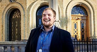 Erik Waatland blir leder for Hellkonferansen 2017. Vil gjøre den enda viktigere