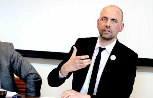 Arild Grande, Aps mediepolitiske talsmann.