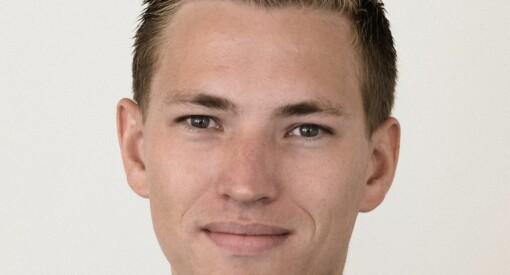 PR-talent til politikken: Daniel Torkildsen (26) blir rådgiver for Høyres parlamentariske ledelse