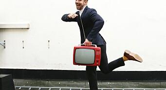 Stian Blipp skal lede TV-bransjens store feiring av seg selv: Tar over Gulruten 13. mai
