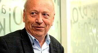 Fredag solgte Odd Reidar Øie aksjer for 3,1 millioner kroner i Budstikka