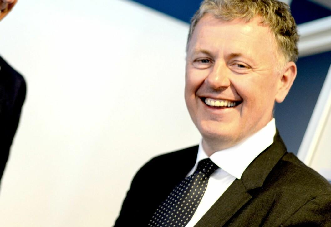 Gunnar Stavrum, sjefredaktør og direktør i Mediehuset Nettavisen.