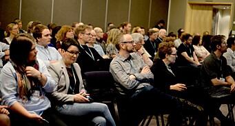 Stort, smått og litt streaming fra #SKUP16: Medier24s liveblogg fra konferansen