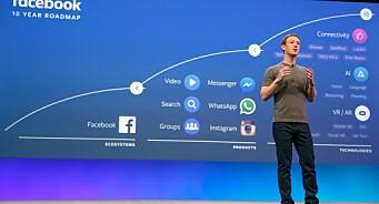 Voldsom inntektsøkning for Facebook og Amazon