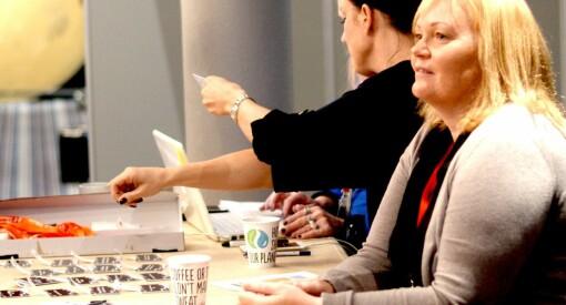 Tidligere NJ-tillitsvalgt helt til topps: Marit Ulriksen konstituert som sjefredaktør