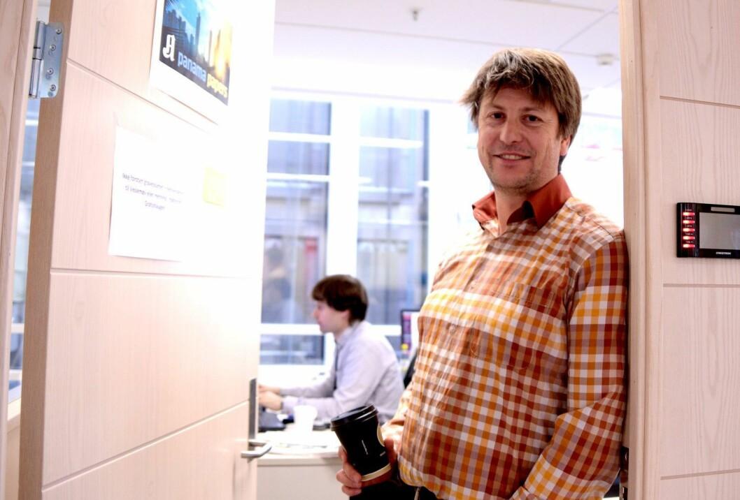 HÅKON BORUD - tidligere nyhetsredaktør i Aftenposten. Nå rådgiver i First House.